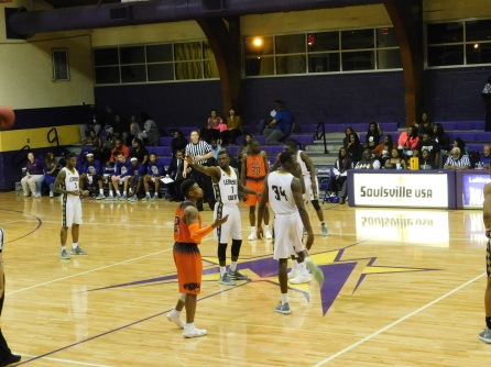 Magicians host Claflin Panthers.