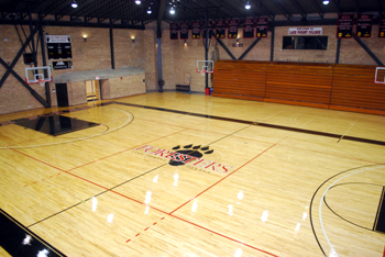 Foresters gym